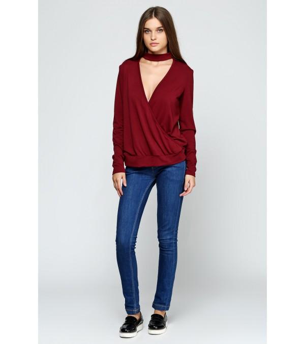 Блуза 70034278