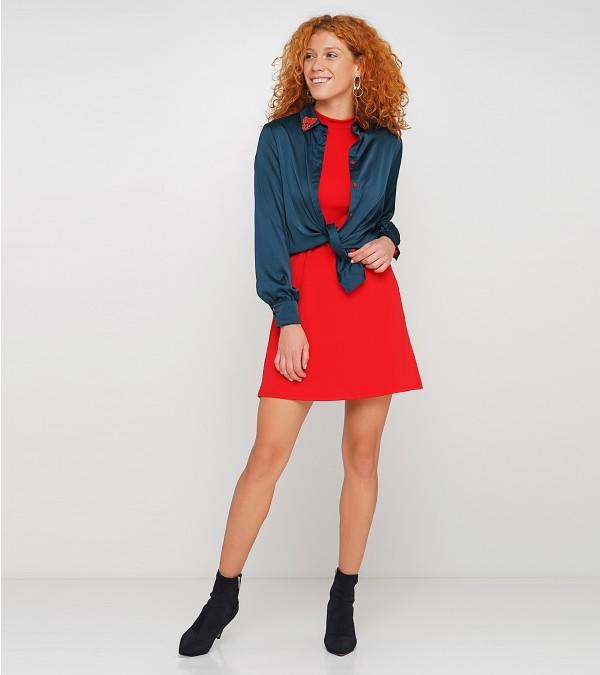 Блуза 70048063