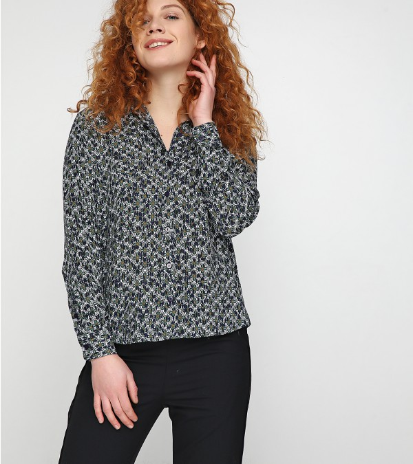 Блуза 70033916