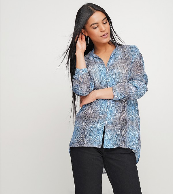 Блуза 70044416