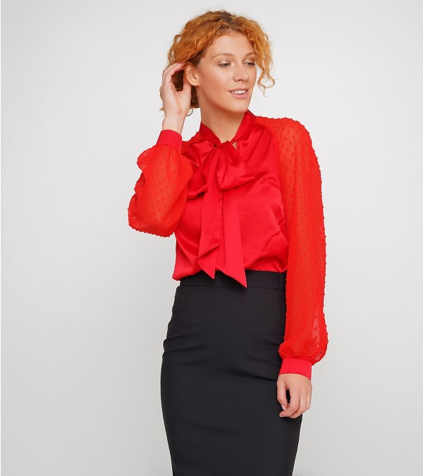 Блуза 70047830