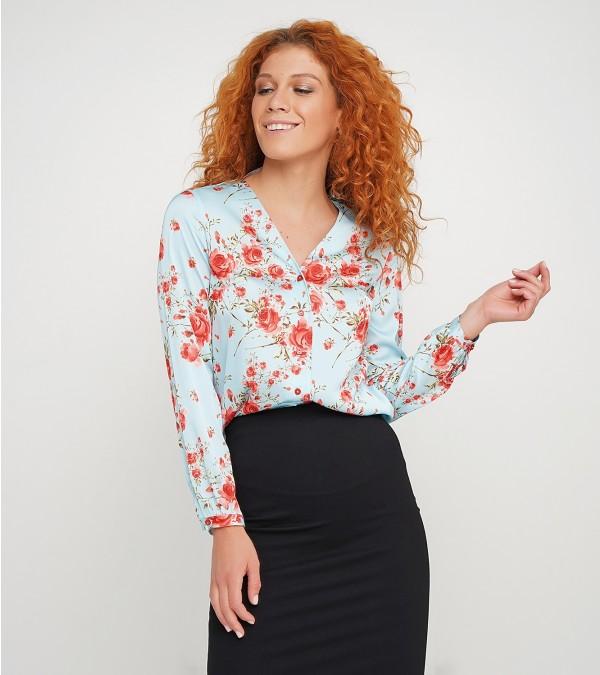 Блуза 70047206